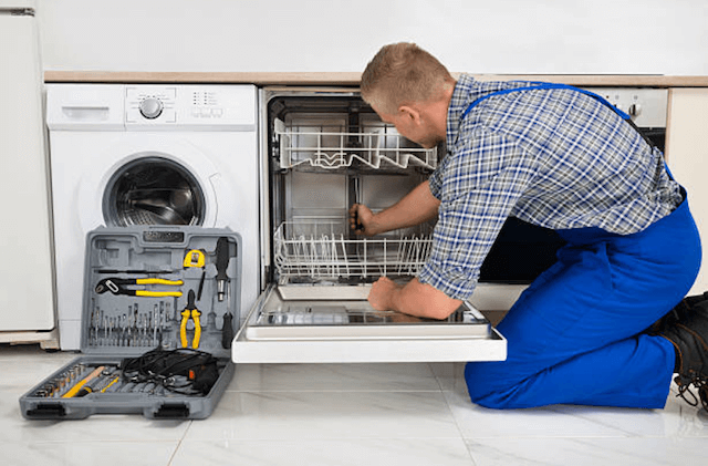 oshkosh dishwasher repair