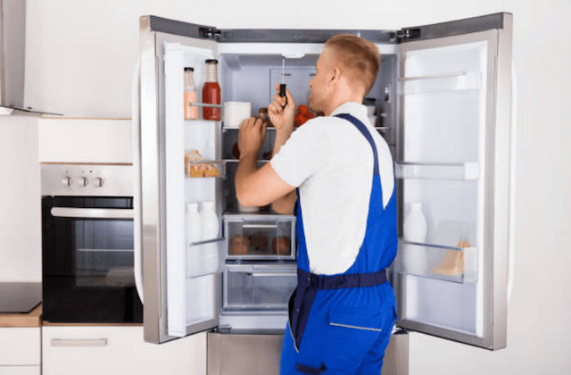 refrigerator repair in oshkosh